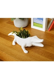 Kikkerland Design Alligator Planter - Product Mini Image