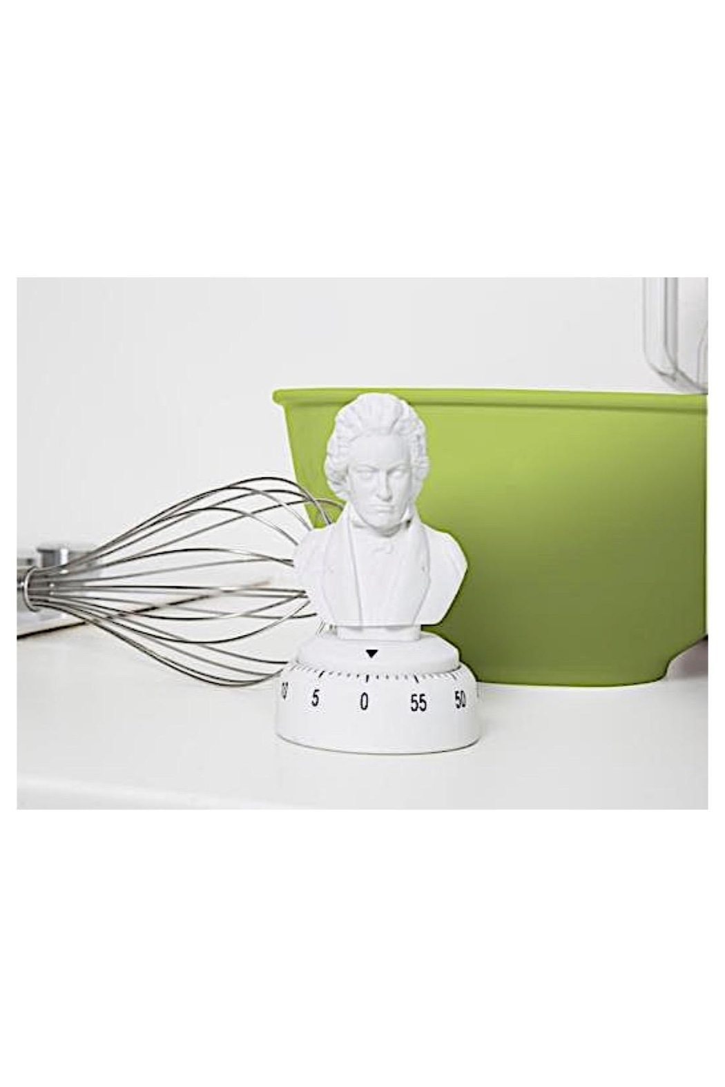 Kikkerland Design Beethoven Kitchen Timer - Front Full Image