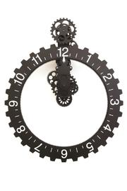 Kikkerland Design Big Wheel Clock - Product Mini Image