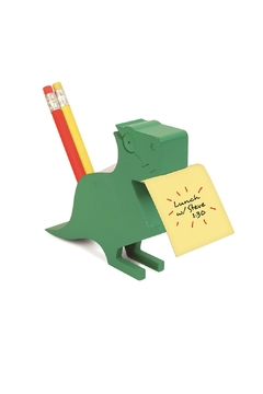 Kikkerland Design Dino Memo Holder - Alternate List Image