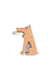 Kikkerland Design Dog Bottle Opener - Product Mini Image