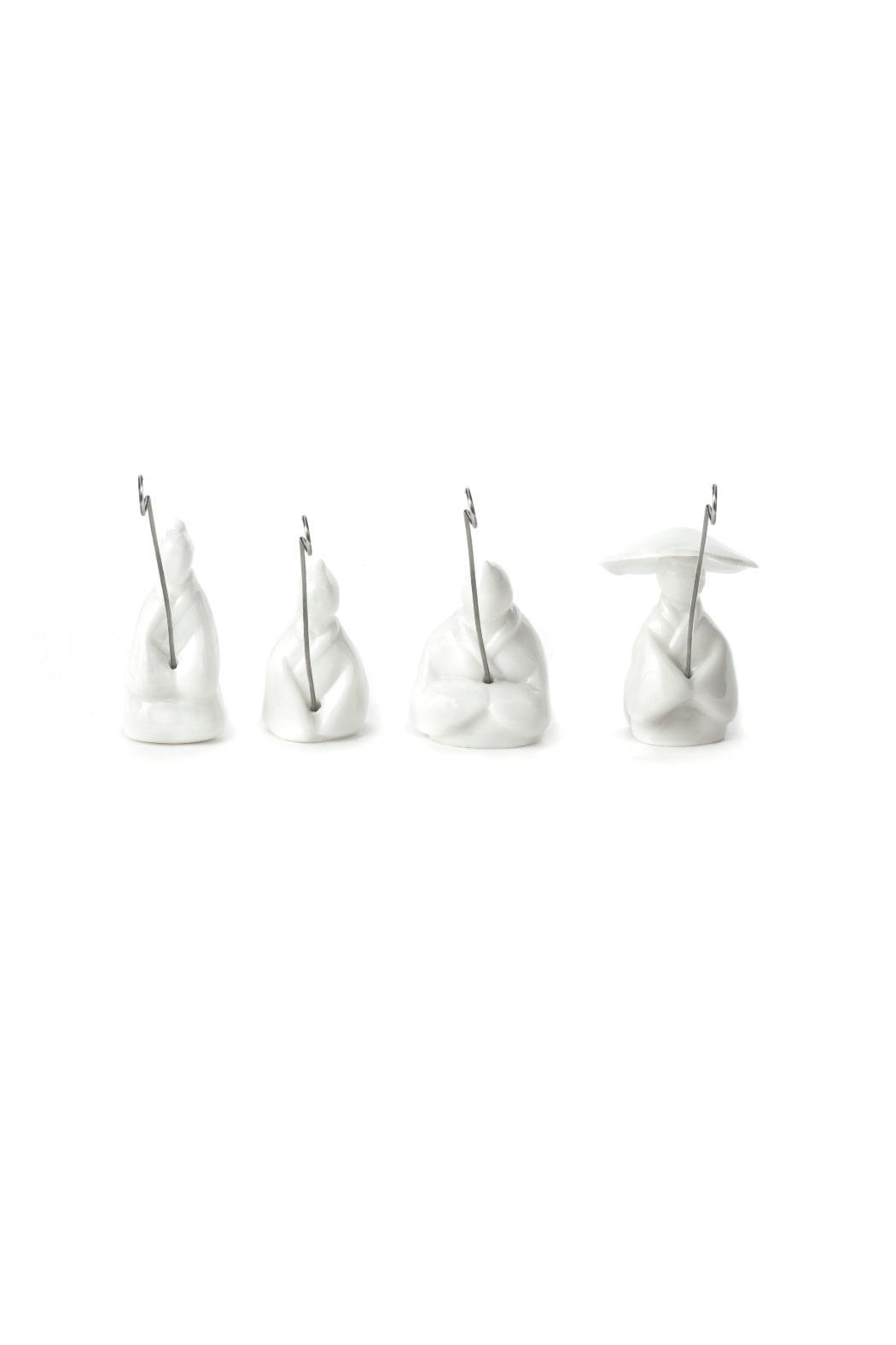 Kikkerland Design Fishermen Tea Holders - Main Image