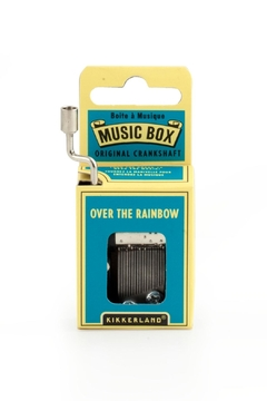 Shoptiques Product: Over Rainbow Music Box