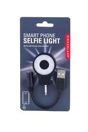Kikkerland Design Smartphone Selfie Light - Product Mini Image