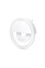 Kikkerland Design Ultra Bright Selfie Light - Product Mini Image