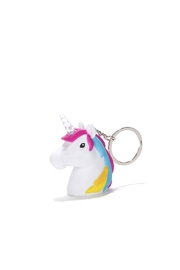 Kikkerland Design Unicorn Keychain - Product Mini Image