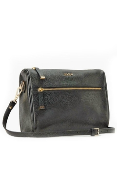 Shoptiques Product: Leather Perfect Crossbody