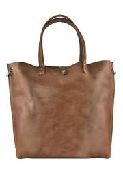 Kiko Leather Paseo Leather Tote - Product Mini Image