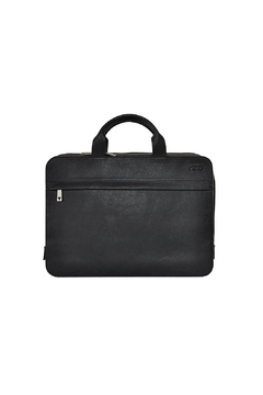 Shoptiques Product: Pebble Leather Briefcase