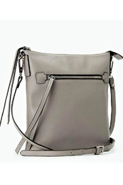 Kiko Leather Pebble Leather Crossbody - Front cropped