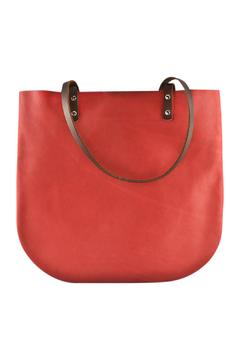 Shoptiques Product: Simple Red Tote