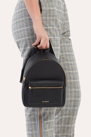 Kiko Leather Small Backpack Purse - Other