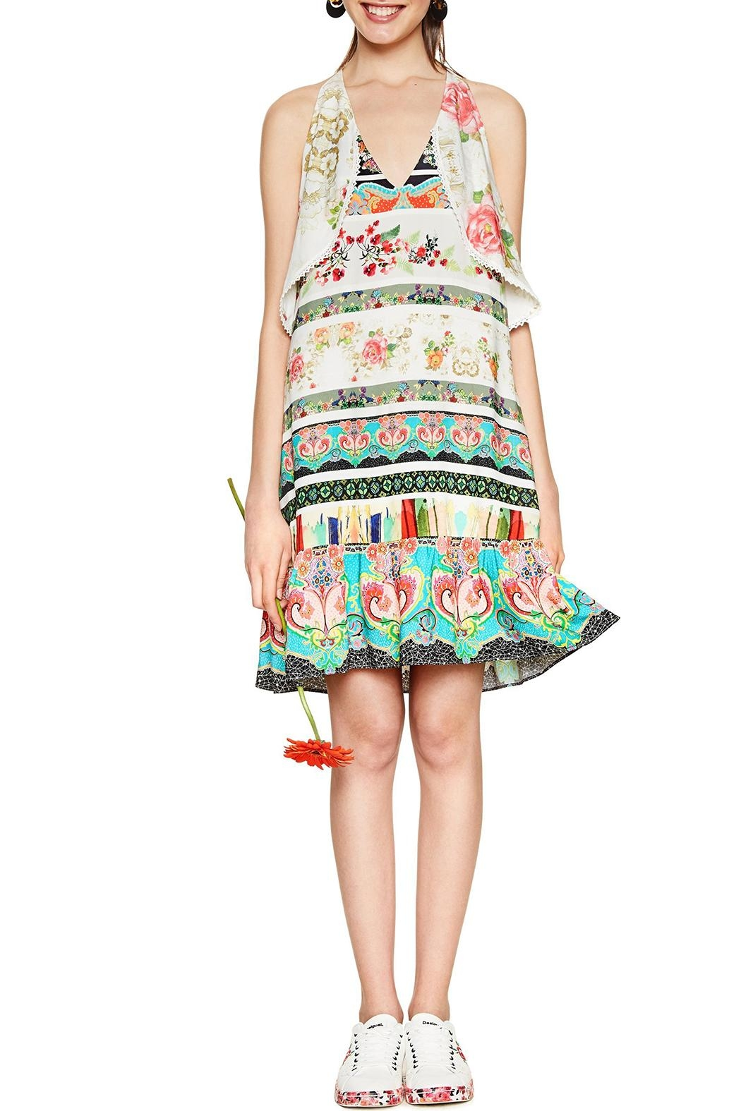DESIGUAL Kilian Dress - Front Cropped Image