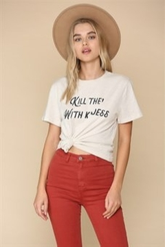 By Together  Kill them with Kindness tee - Product List Image