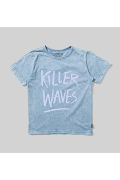 Shoptiques Product: Killer Waves Tee