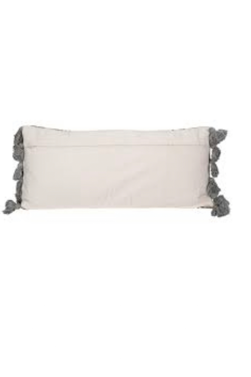 Creative Co-Op Killim Bolster Pillow - Side Cropped Image