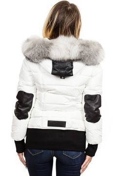 Nicole Benisti Killy Bomber Jacket - Alternate List Image