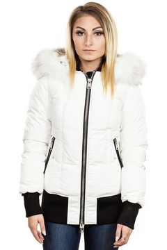 Nicole Benisti Killy Bomber Jacket - Product List Image