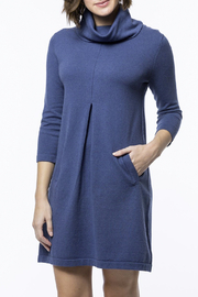 Tyler Boe Kim Cotton/Cashmere Dress - Product Mini Image