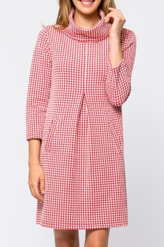Tyler Boe Kim Cowl Houndstooth - Product List Image