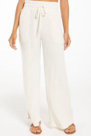 z supply Kim Terry Slub Pant - Front cropped