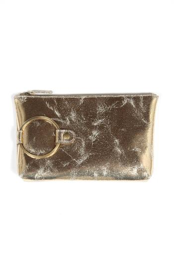 Kim White Ring Clutch - Main Image