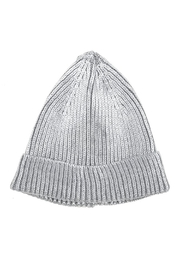Kimberly C. Metallic Beanie - Front cropped