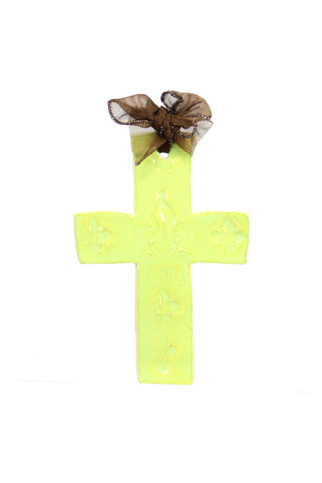 Kimberly Lang Hurricane Cross-Bright Lime - Front Cropped Image