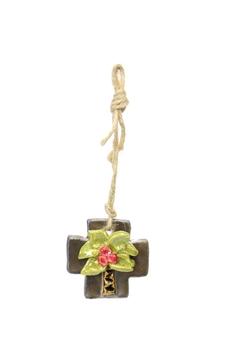 Kimberly Lang Hurricane Cross Tiny-Bronze - Alternate List Image