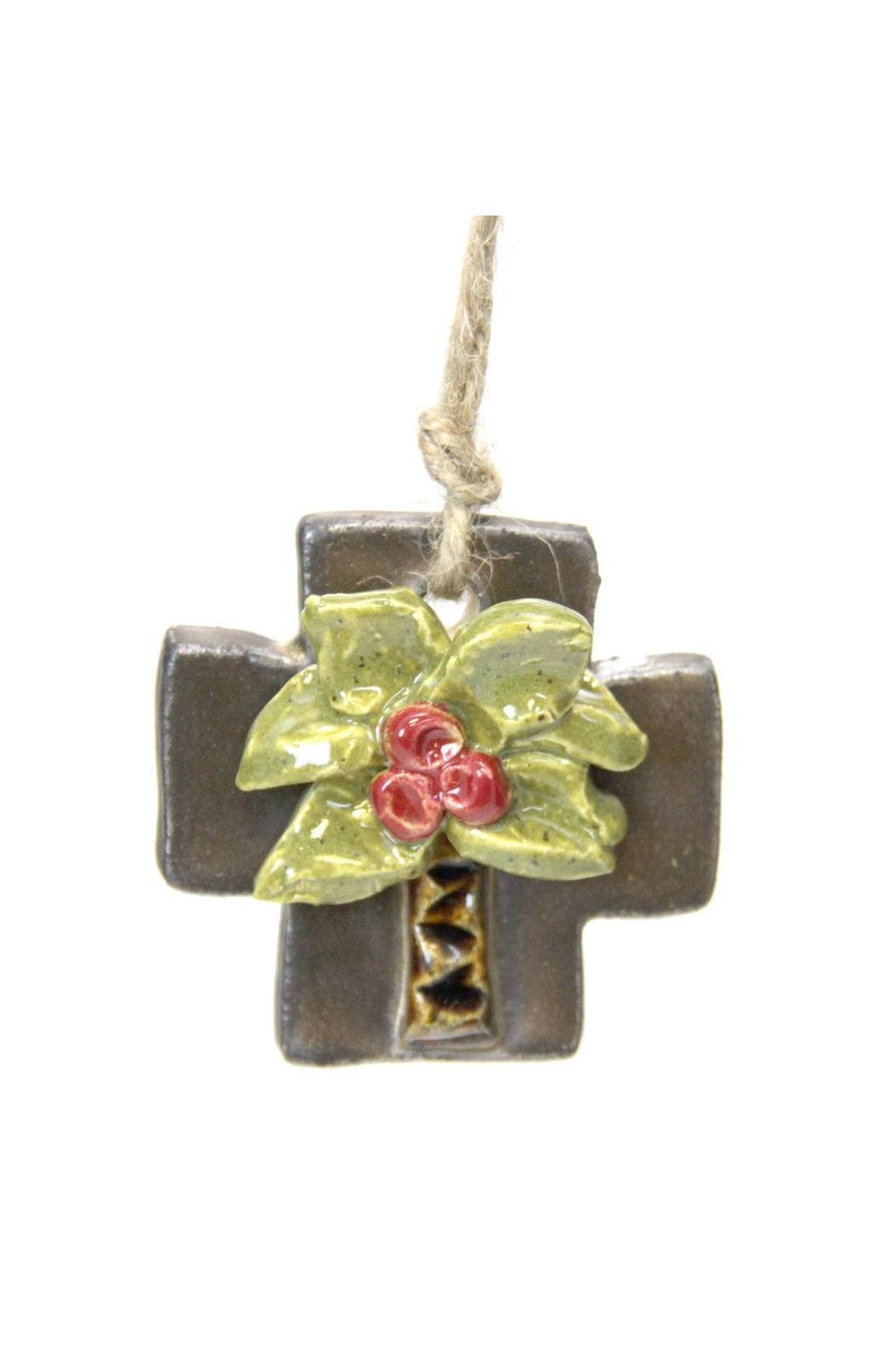 Kimberly Lang Hurricane Cross Tiny-Bronze - Front Cropped Image
