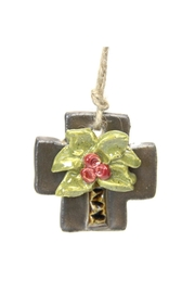 Kimberly Lang Hurricane Cross Tiny-Bronze - Front cropped
