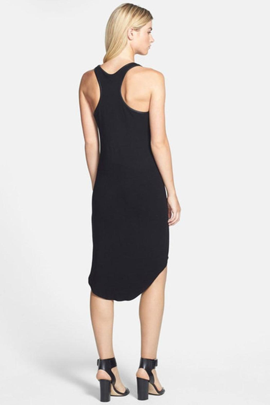 Tart Collections Onyx Racerback Dress - Front Full Image
