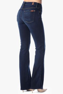 7 For all Mankind Kimmie Bootcut Merci-Blue - Alternate List Image