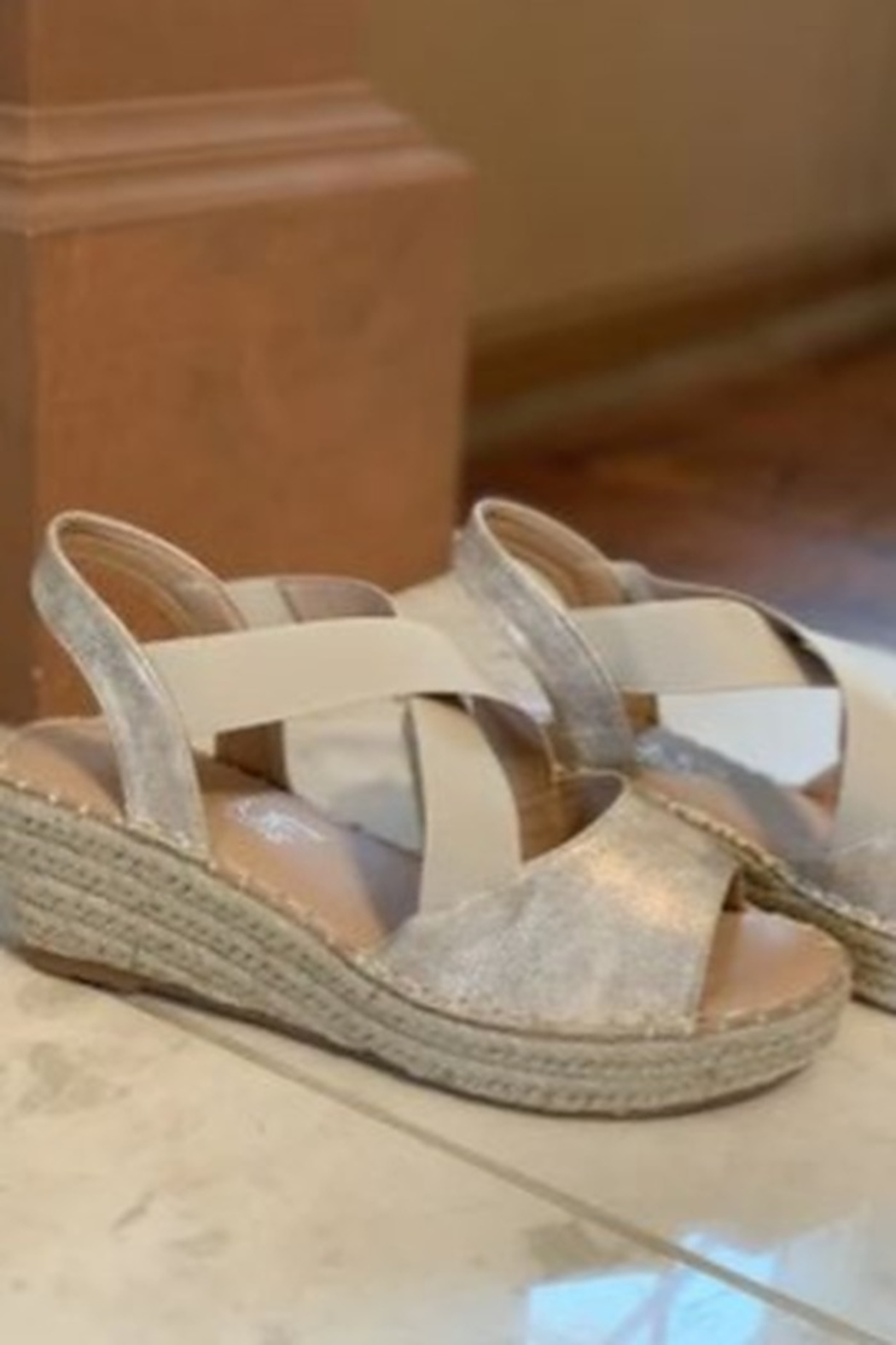 Corky's Shoes Kimmie Wedge - Front Full Image
