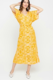 All In Favor Kimono Bandana Dress - Product Mini Image
