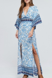 ALB Anchorage Kimono Maxi Dress - Product Mini Image