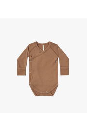 Quincy Mae Kimono Onesie - Front cropped