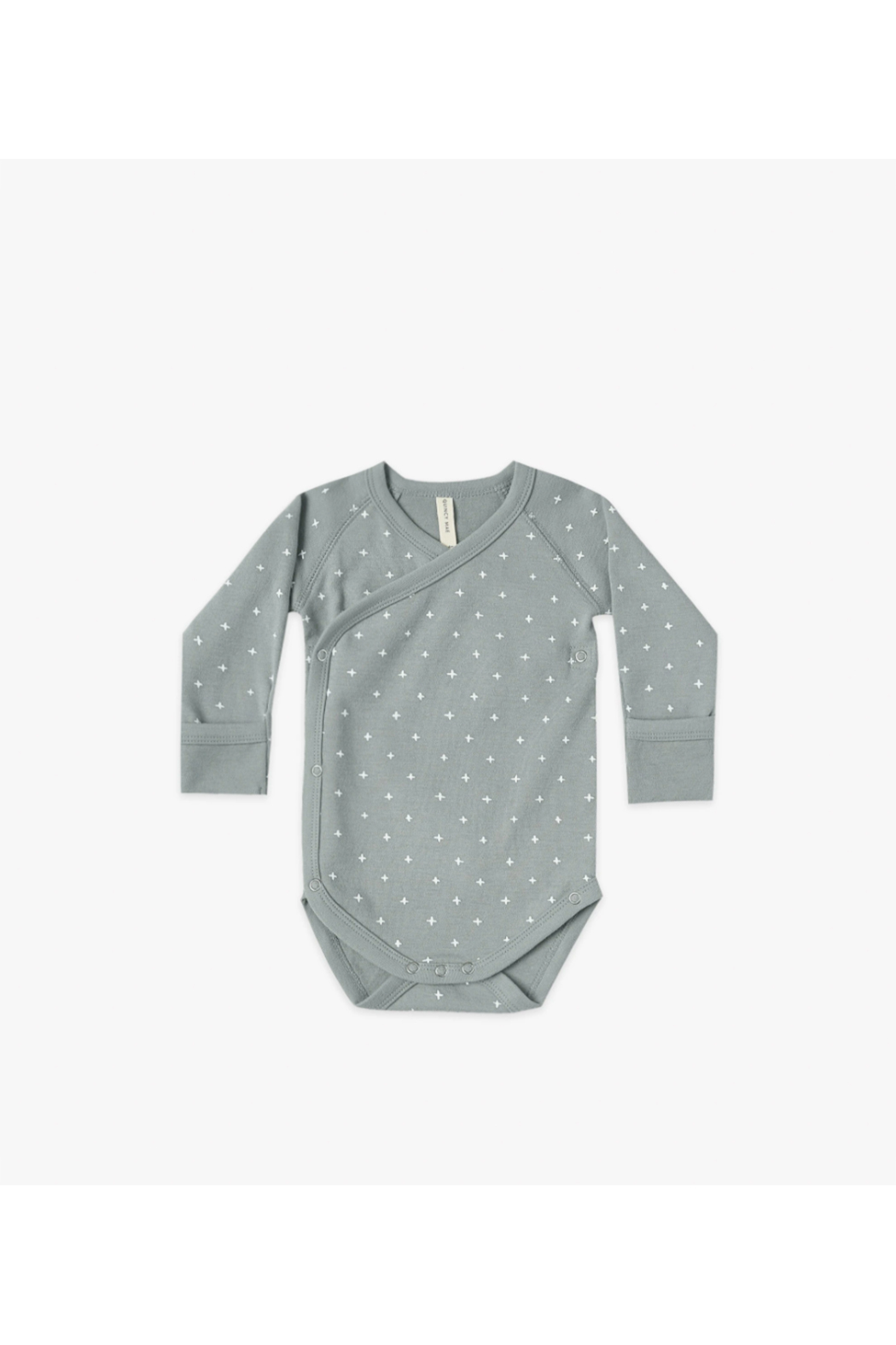 Quincy Mae Kimono Onesie - Front Cropped Image