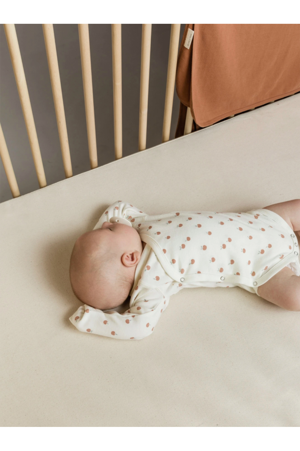 Quincy Mae Kimono Onesie - Side Cropped Image