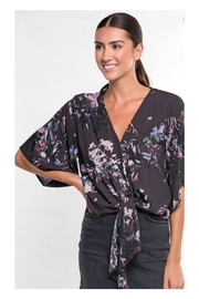 Polly & Esther Kimono Sleeve Top - Product Mini Image