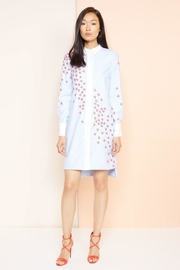 Kimora Lee Simmons Embellished Shirtdress - Product Mini Image