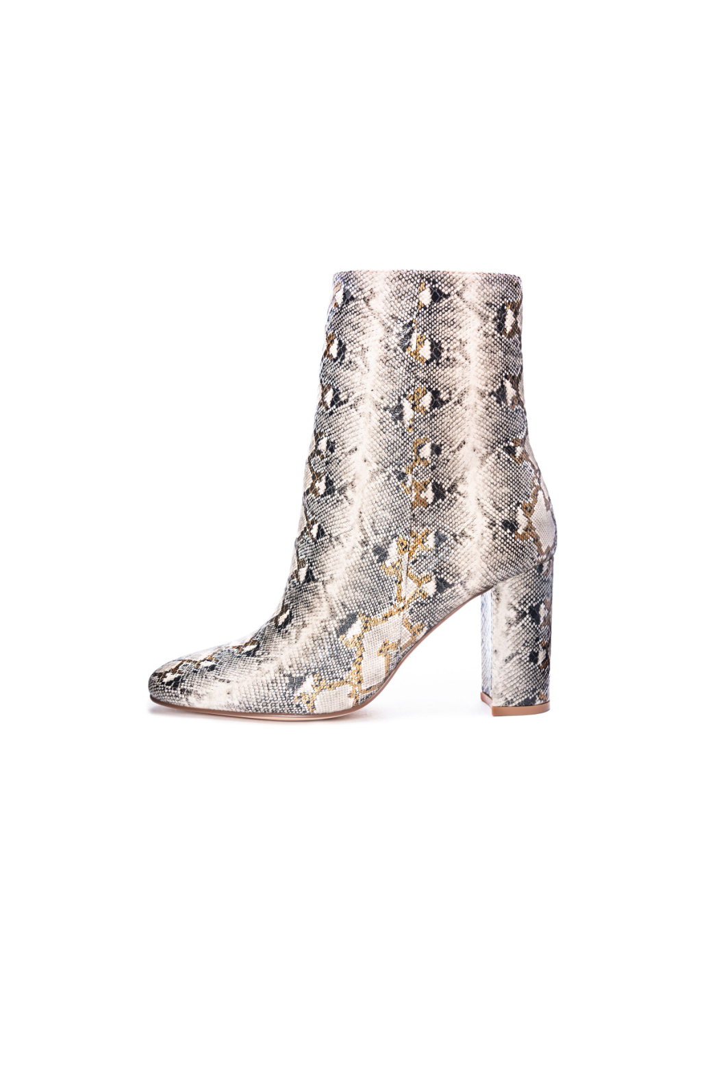 Chinese Laundry Kind Quirky Snake Bootie - Main Image