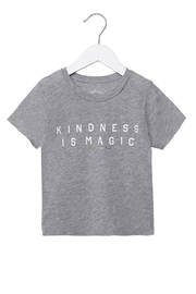 SPIRITUAL GANGSTER Kindness Magic Tee - Front cropped