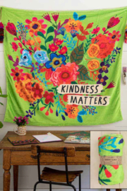 Natural Life Kindness Matters blanket - Product Mini Image