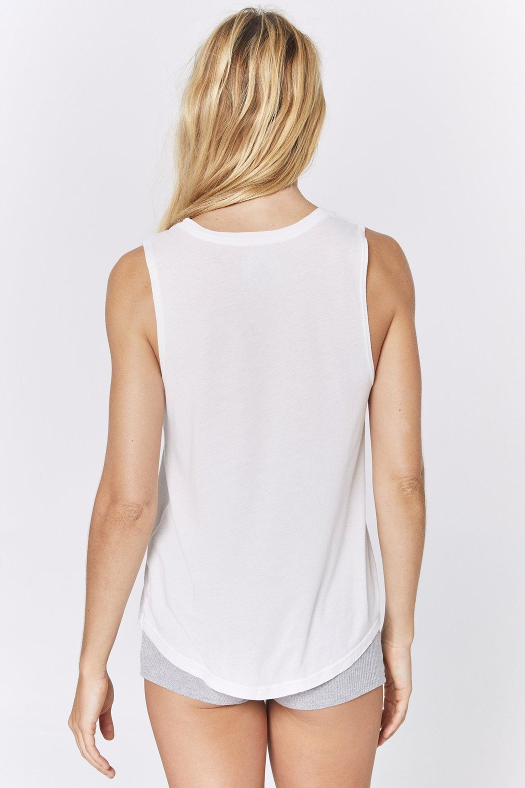 SPIRITUAL GANGSTER Kindness Muscle Tank - Side Cropped Image