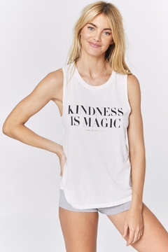 SPIRITUAL GANGSTER Kindness Muscle Tank - Product List Image