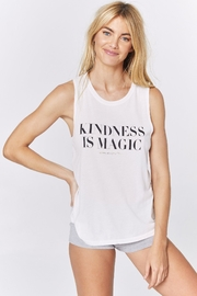 SPIRITUAL GANGSTER Kindness Muscle Tank - Product Mini Image