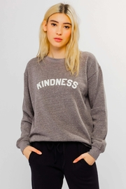 Suburban riot Kindness Sweatshirt - Front cropped