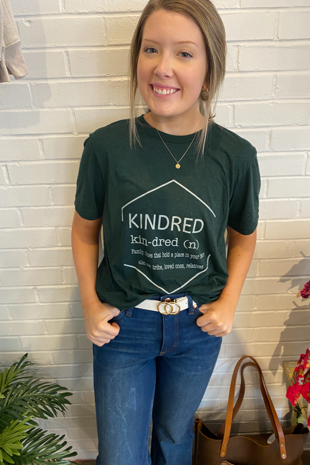 MIG Tees Kindred Definition Tee - Front Cropped Image
