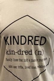 MIG Tees Kindred Logo Tee - Product Mini Image